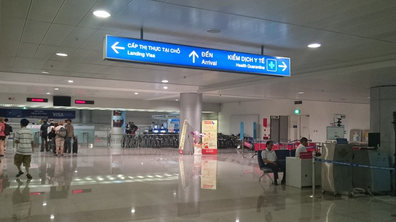 Apply Vietnam visa At Ho Chi Minh airport
